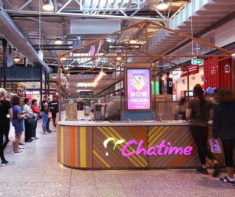 Chatime - Wentworth Point Shopping Center, NSW - $40K Incentive