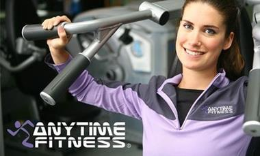 Join the biggest fitness community in Australia! Anytime Fitness - Queensland