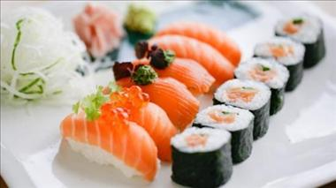 Sushi bar in the CBD Woolworths - No.1 in Victoria