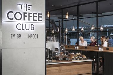 BRAND NEW COFFEE CLUB CAFE COMING SOON BONNYRIGG NSW