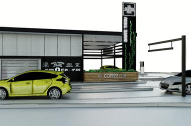 BRAND NEW COFFEE CLUB CAFE DRIVE THRU Management Agreement - Everton Hills QLD