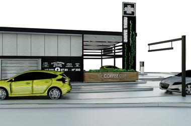 BRAND NEW COFFEE CLUB CAFE DRIVE THRU Management Agreement - Everton Hills QLD