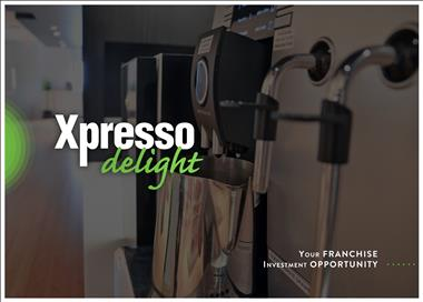 Coffee franchise business, homebased, semi-passive with flexible hours and days