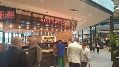 Successful Roll'd Franchise Macarthur Square southern Campbelltown NSW for sale*
