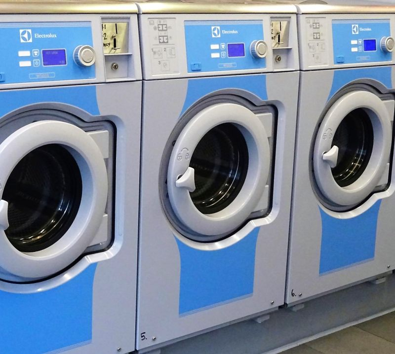 Well established Laundry and Alterations business with Dry Cleaning Agency for s