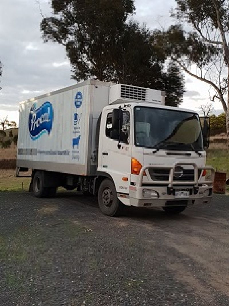 Lifestyle Milk and Dairy Run, Northern Suburbs of Melbourne, Only 5 Days, No Wee