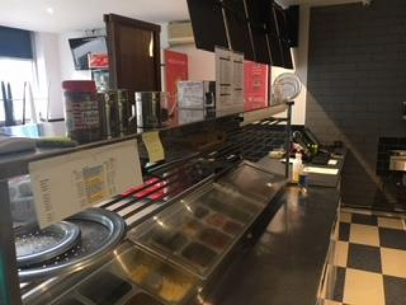 PIZZA SHOP BLACKBURN - PRICE DROP - ALL OFFERS CONSIDERED