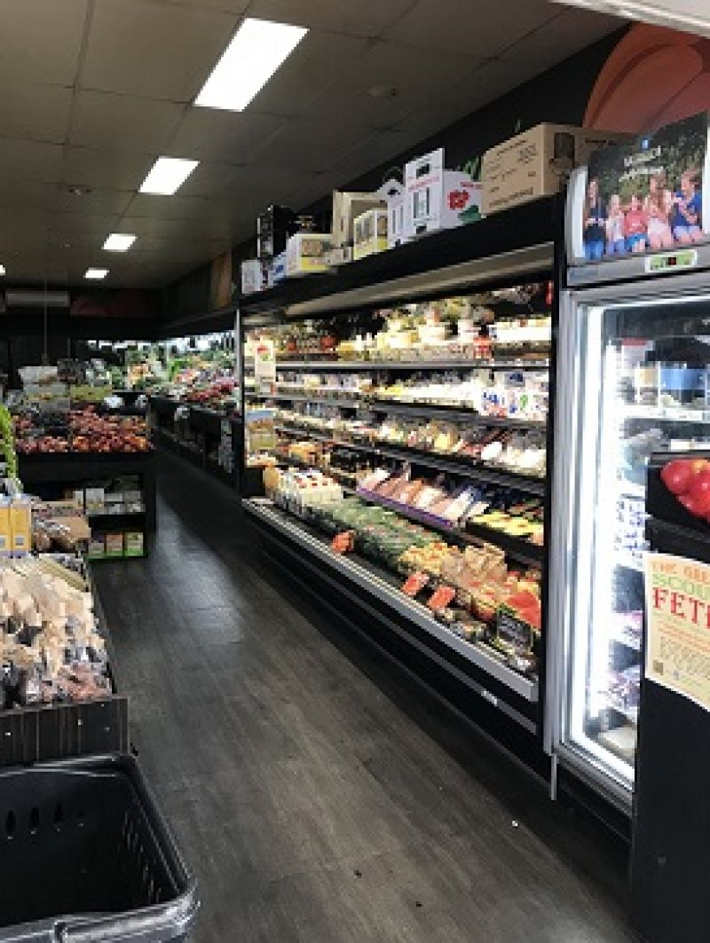 Black Rock Fruit, Veg & Groceries ,Low Rent, Easy to Run