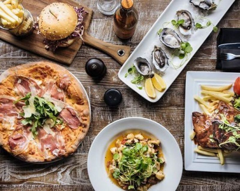 An Iconic Italian Restaurant Bar in an Inner North West Suburb of Melbourne, Hig