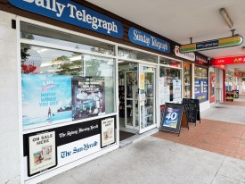 Newsagency- Lotto- Lottery- Sports Products- Toys- Gifts and More -Massive Lotto