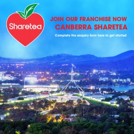 Sharetea Franchise For Sale - Bubble Tea Shop In Act From $250,000