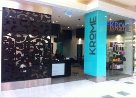 Krome Cutz Modern Hairdressing Salon - Beautiful Up-to-the-Minute Fit-out -Major