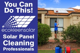No Experience Needed - Solar Panel Cleaning And Visual Inspections - Earn Up To
