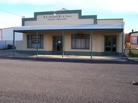 Funeral Directors-Mortuary Two-Street Freehold  For Sale-Established for 90years