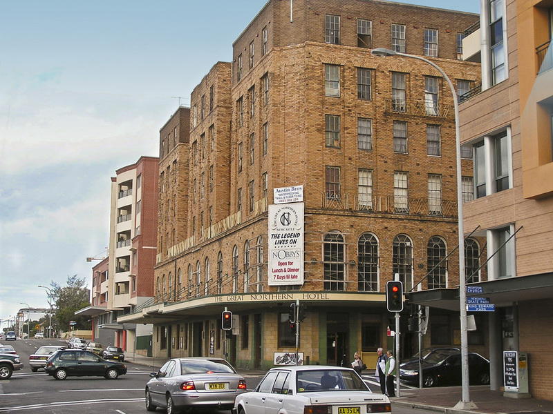 HOTEL FOR SALE - NEWCASTLE