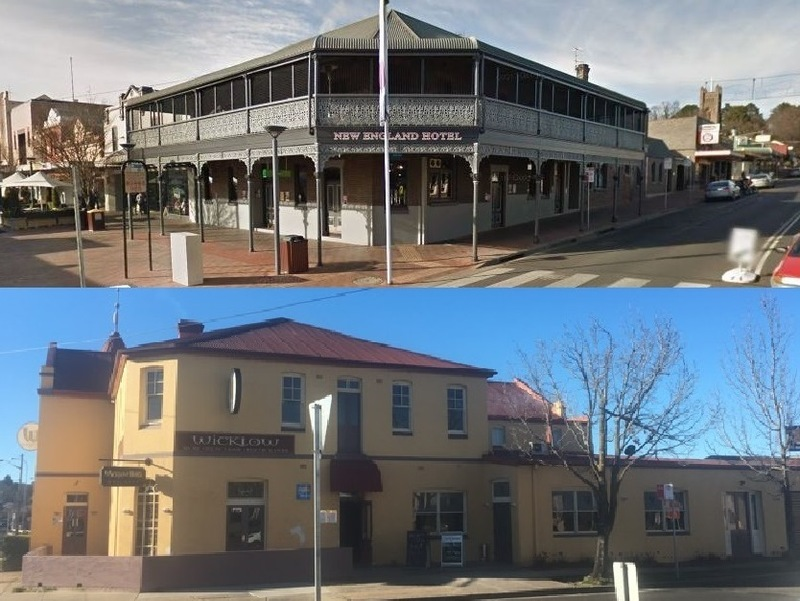 Armidale Leasehold Hotels for Sale  In One Line or Individually