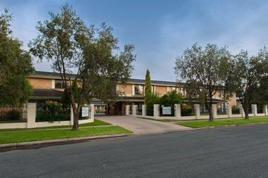 LEASEHOLD MOTEL FOR SALE- THRIVING REGIONAL CITY