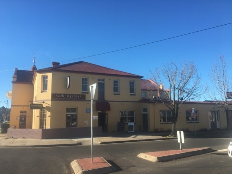 Leasehold Hotel for Sale - Wicklow Hotel, Armidale