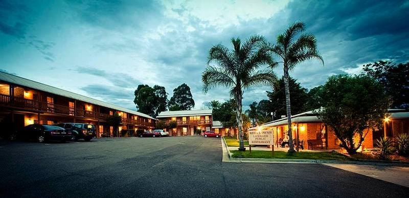 MOTEL FOR SALE-  NSW REGIONAL CENTRE