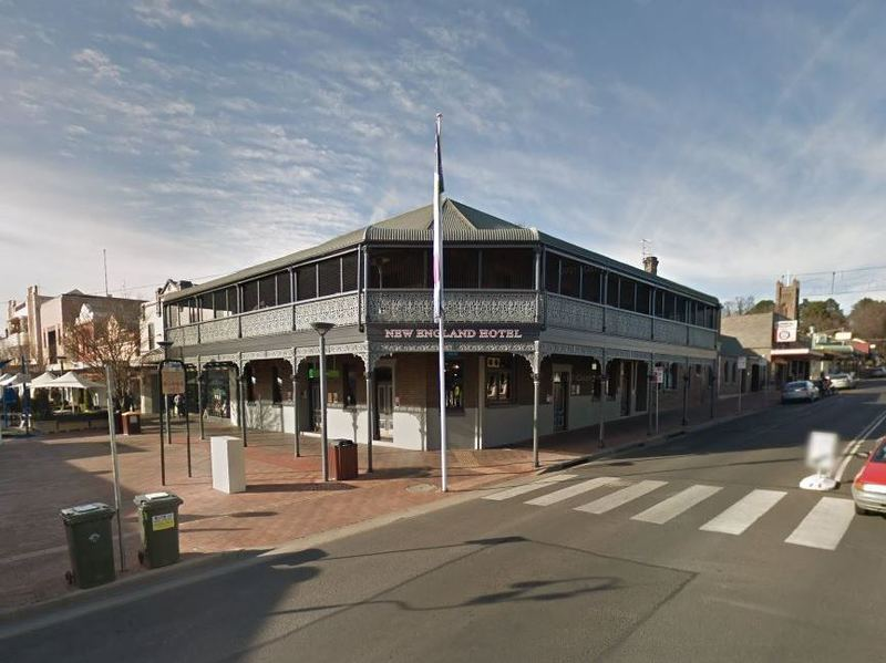 Leasehold Hotel for Sale - New England Hotel, Armidale
