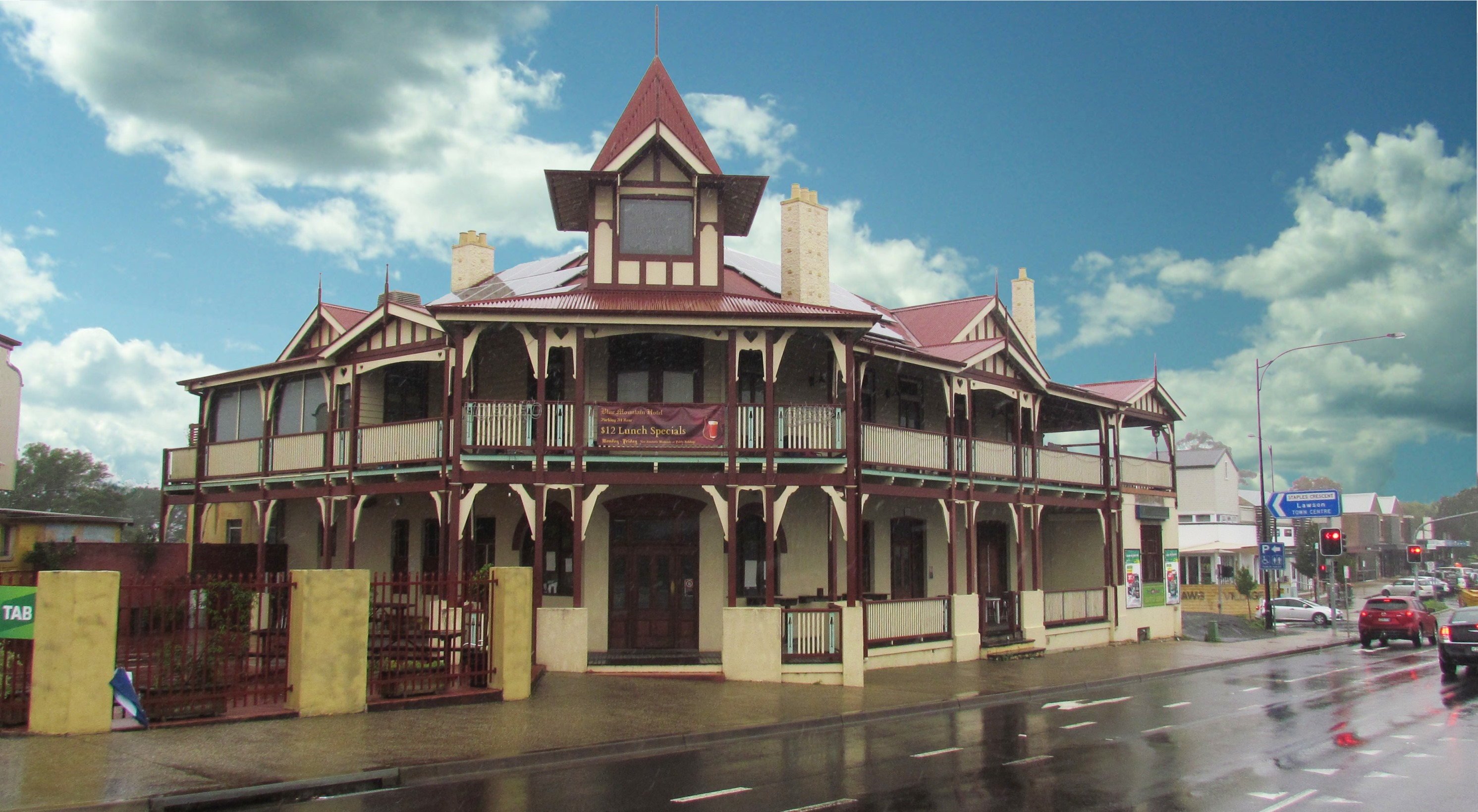 HOTEL FOR SALE- Blue Mountains Hotel, Lawson
