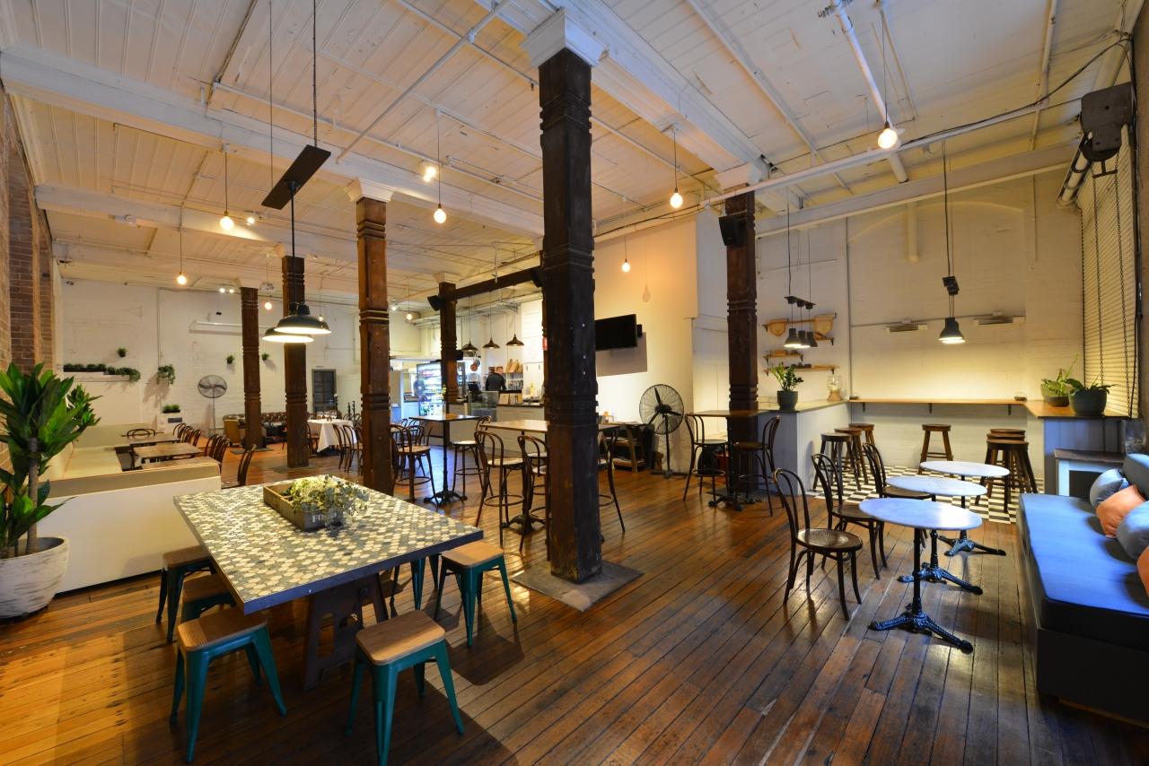 LICENSED CAFE - GREAT OPPORTUNITY - BUSY CAFE - SYDNEY CBD - JM0623