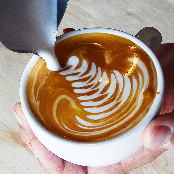 Small espresso style cafe - Carlingford - Shopping Centre