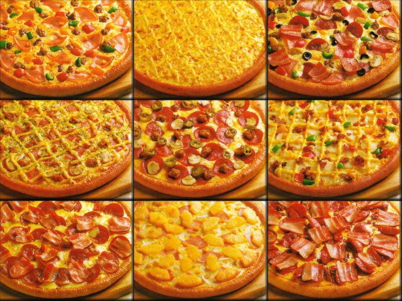 PIZZA SHOP -- WILLIAMSTOWN -- #4315034