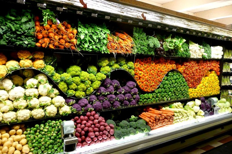FRUIT & VEG -- REGIONAL AREA -- #4315089