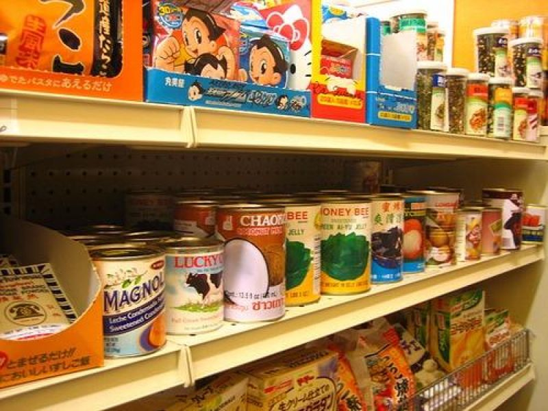 ASIAN GROCERY -- DOCKLANDS -- #3925438