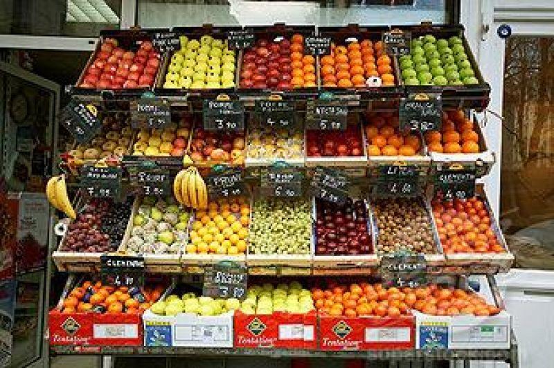 FRUIT&VEG -- SOUTH MELBOURNE -- #3925212