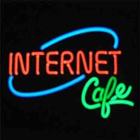 INTERNET CAFE -- MELBOURNE -- #3973525