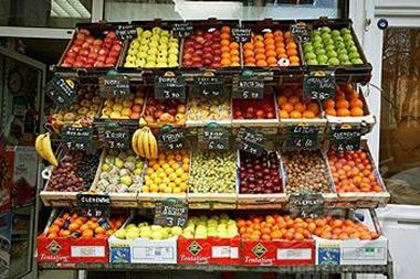 FRUIT&VEG -- SOUTH MELBOURNE -- #3925212