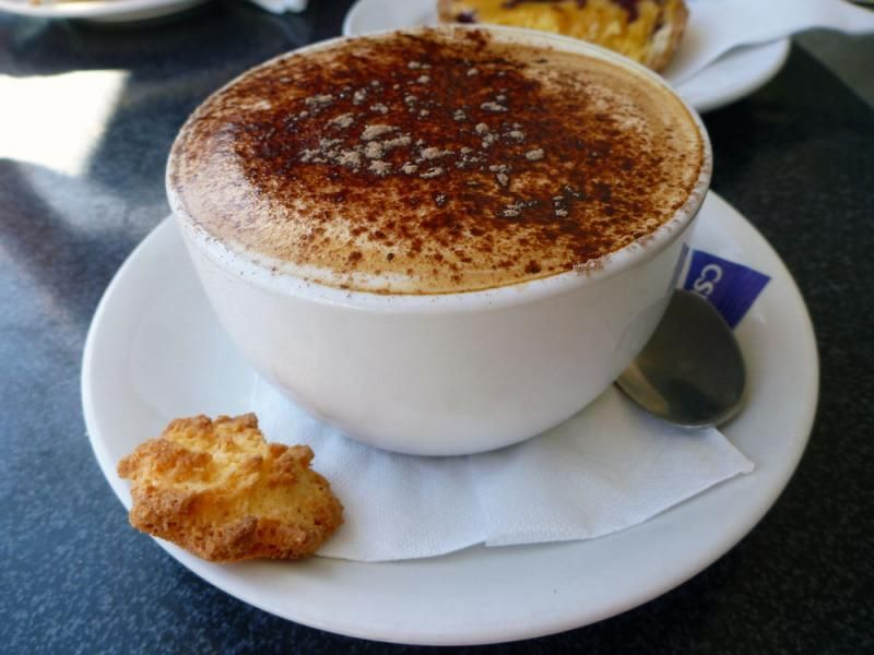 CAFE & SANDWICH -- MELBOURNE -- #3922688