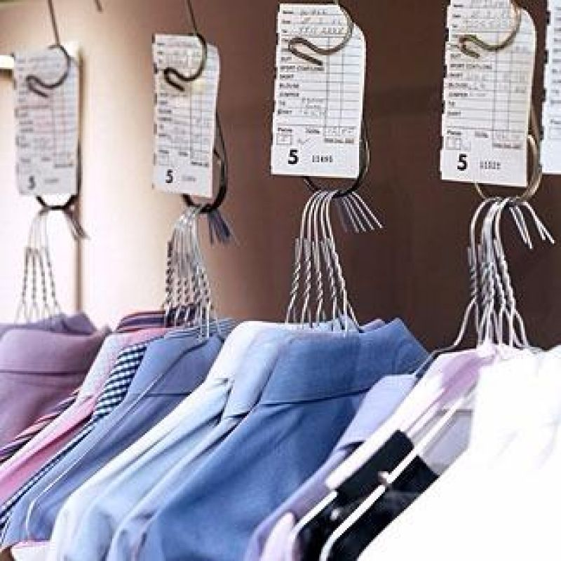DRY CLEAN -- NORTHERN SUBURB  -- #3925479