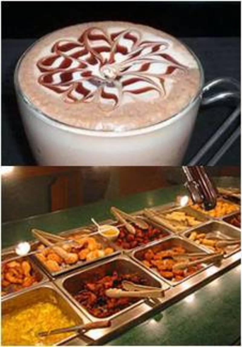 CAFE/TAKEAWAY -- WEST MELBOURNE -- #4462367