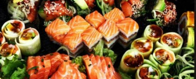 SUSHI BAR -- EAST MELBOURNE -- #3923462