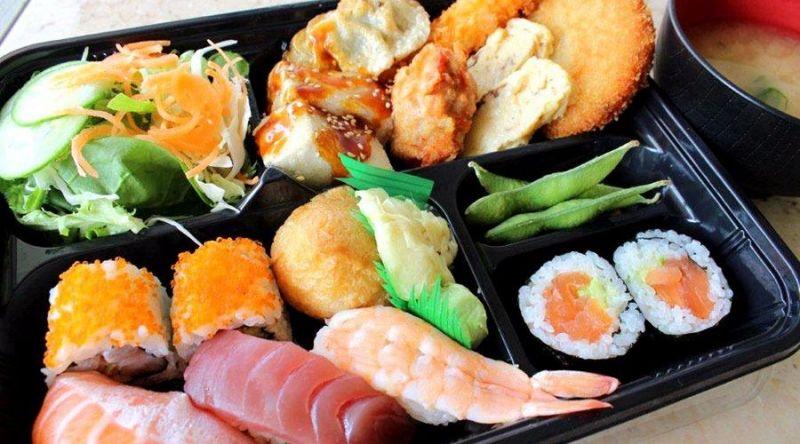 JAPANESE TAKEAWAY -- DOCKLANDS -- #3925334