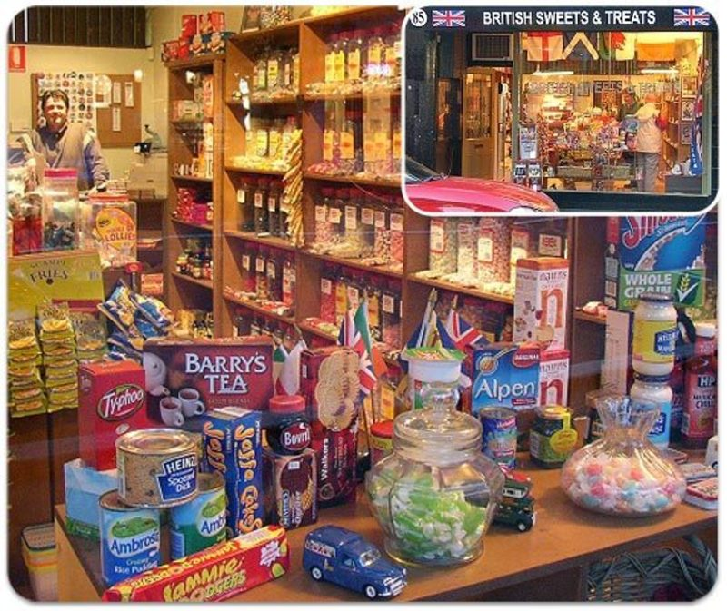 LOLLY SHOP -- WERRIBEE -- #4321782
