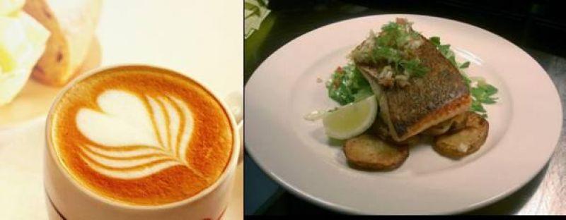 RESTAURANT/CAFE -- BRUNSWICK -- #3925176