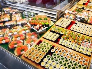 SUSHI BAR -- SOUTH YARRA -- #3925368