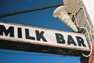 MILK BAR -- NEAR DONCASTER -- #4036167