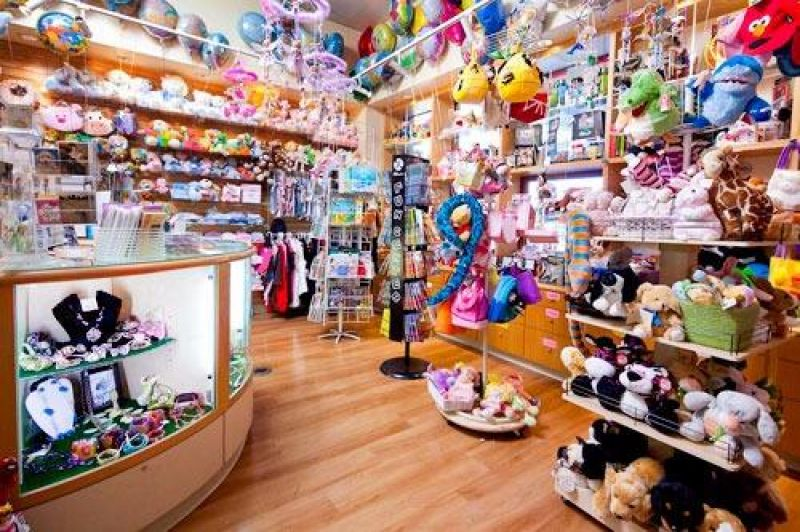 TOY GIFT SHOP -- FOREST HILL -- #3925432