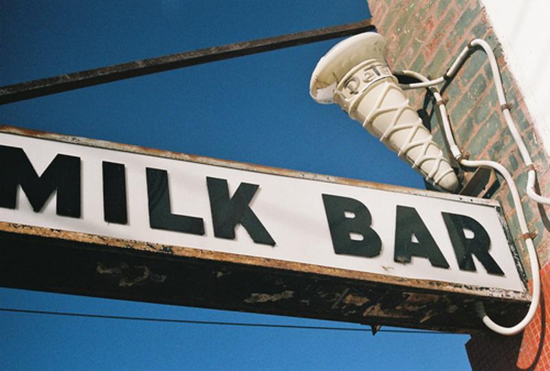MILK BAR -- MALVERN -- #4225030
