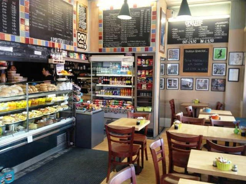 FREEHOLD CAFE/SANDWICH BAR -- MORDIALLOC -- #3924997