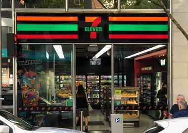 7-Eleven Convenience Store - Queen Street