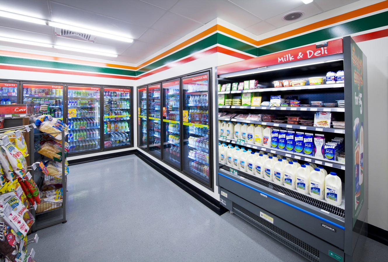 7-Eleven Convenience Store - Zillmere
