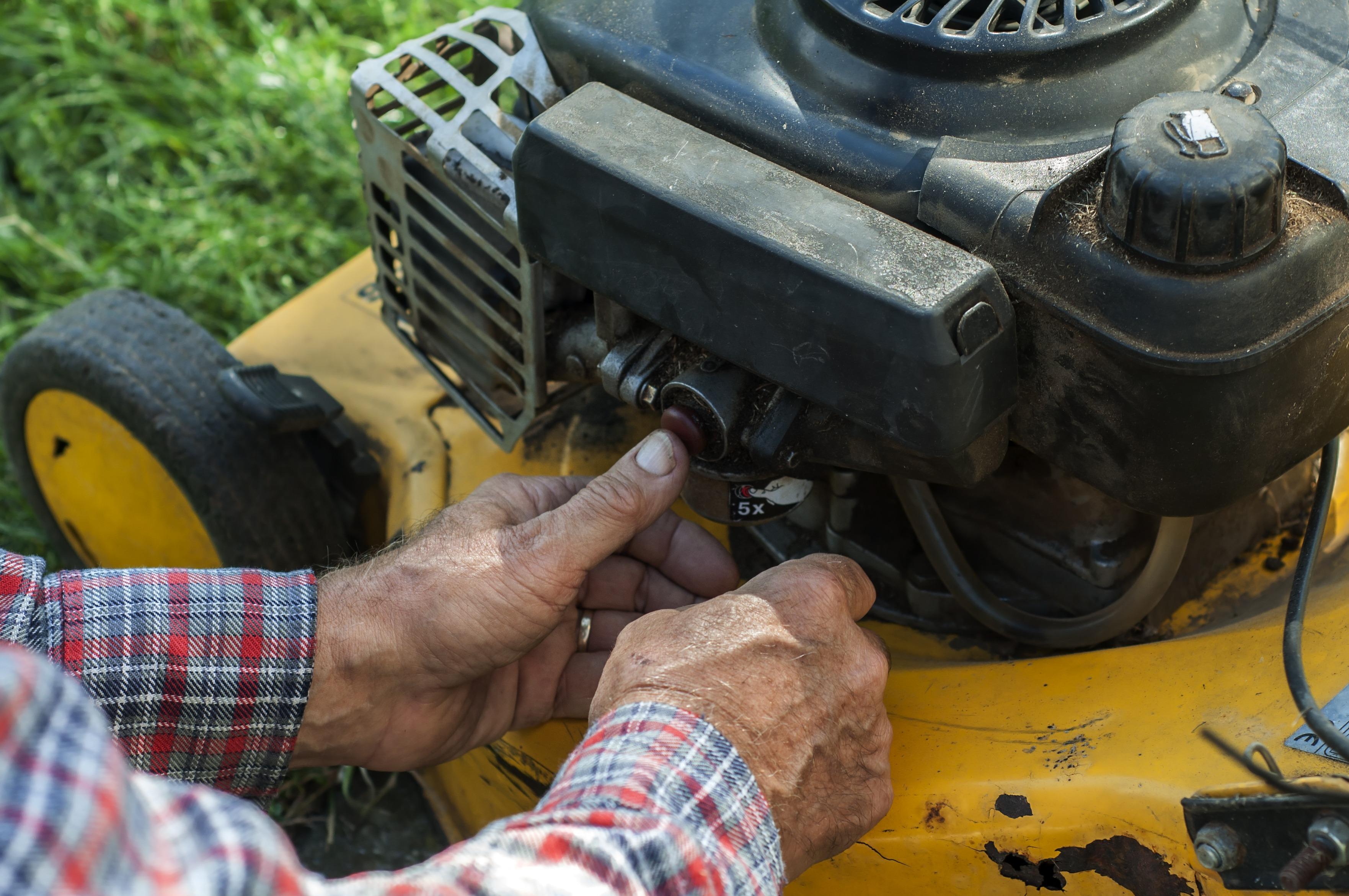 Mower Shop ! Repairs, Spare Parts & New Equipment Sales !