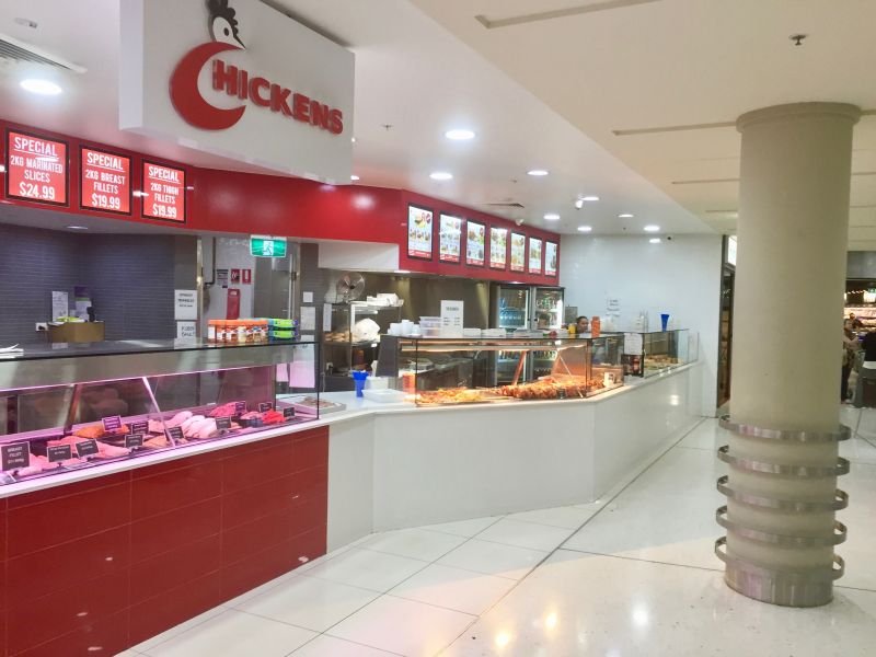 Busy BBQ Chicken Shop Hillsdale (Eastgardens Area, Sydney)