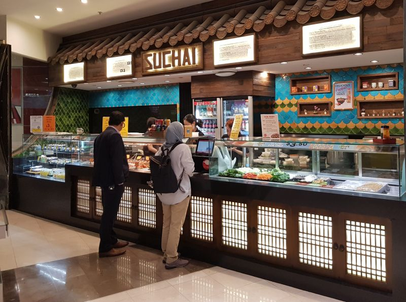 Price Drop!! Sushi shop in Major Shopping Centre Food Court For Sale
